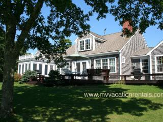 HIGHC - Acres of Privacy, Expansive Deck, Screened Porch, Wifi Internet, West Tisbury