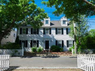 BREMC - Gorgeous In Town Home, Walk to Main Street and Beach, Central A/C, Wifi, Edgartown