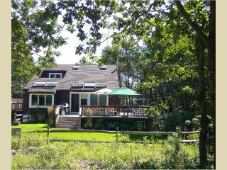 DUNBJ -  Beach House at Long Point,  Located Just 2 Miles from Gorgeous Long Point Beach,  Newly Updated Interior, Ceiling Fans All Rooms, AC Bedrooms, Spacious Decks, West Tisbury