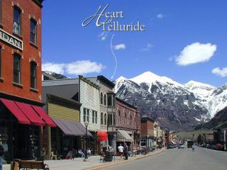 Heart of Telluride Condo (1 bedroom, 2 bathrooms)