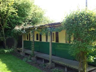 Ivywood Railway Carriage, Wisbech Saint Mary