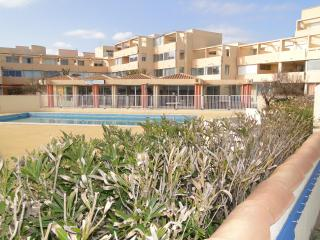 nice flat in a nudism residence south of france!!, Port-Leucate