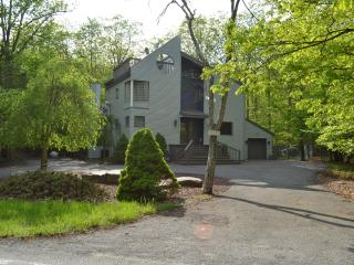 Creekfront. Modern 3500 sf. A/C. Pool, Tennis, Bushkill