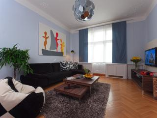 Brehova 2bedroom apartment, heart of the Old Town - Bohemia vacation rentals