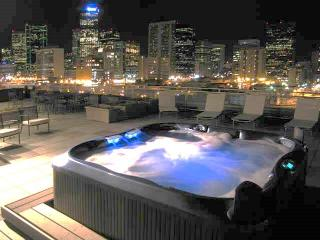 Book Online! Rooftop deck overlooking Coors Field with hot tub! Stay Alfred PL2 - Denver Metro Area vacation rentals