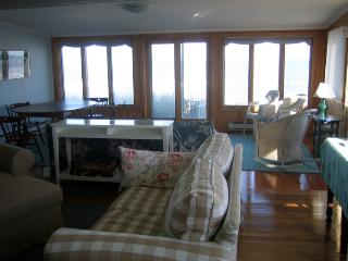 Beach front house on Fourth Cliff, Scituate, MA