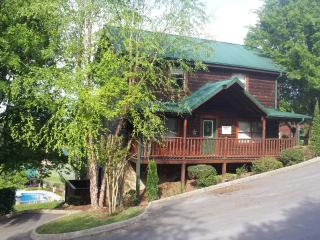 7th Heaven  -  Cabins at the Crossing, Sevierville