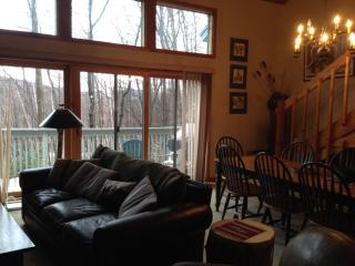 Beautiful 4 Bed Condo at Loon Mtn New Hampshire, Lincoln