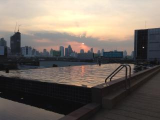Spacious Condo in Central BKK, Bangkok