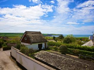 Cottage in Thurlestone, South Devon, England