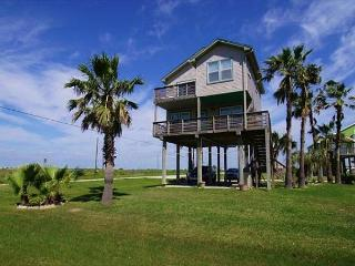 Spectacular beachside home with breathtaking views of the beach!, Galveston