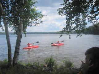 Northwoods Family Getaway on Prime Cranberry Lake (Eagle River, WI)