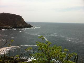 View Point at Puerto Angel, Imagine your View., San Agustinillo