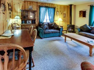 Cabin w/ hot tub; pet friendly; fenced grounds; room for 4, South Lake Tahoe