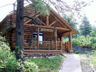 Rustic cabin on a secluded ranch, Durango