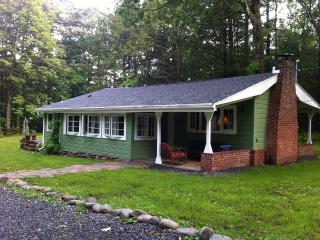 Green Cottage in the Catskill Mountains - Palenville vacation rentals