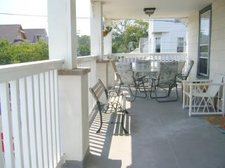 Apt. w/ Large Private Deck Sleeps 7. Ocean View! - Ocean Grove vacation rentals