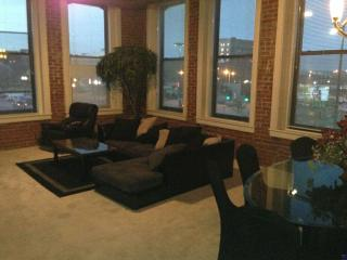 Old Market Loft For Rent-College World Series - Omaha vacation rentals