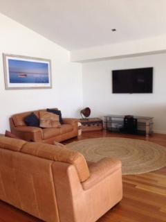 Main lounge with Smart TV
