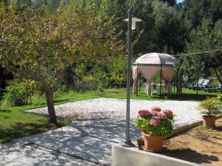 Casa Il Fiore Vacation Rental on the Hills of Versilia in Tuscany, Camaiore