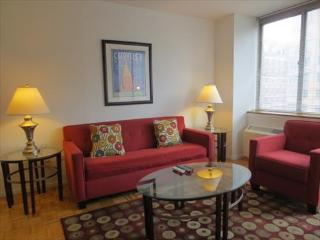 Lux Chelsea 1BR with WiFi, Gym, New York City