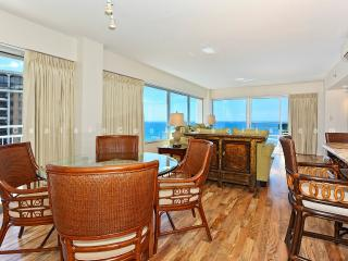 Ilikai 1944 - Panoramic Ocean/Harbor Views Remodel-FREE Parking, 2/2, AC, WiFi, Sleeps 6 - Waikiki vacation rentals