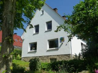 Vacation Home in Bad Driburg - 1378 sqft, idyllic, quiet, big house, close to Bad Driburg (# 5125)