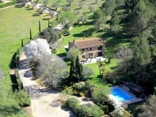 Unique Luxury Masia, with views of Empordá Castle, Vulpellac