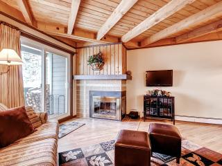 TREEHOUSE 202: 2 Bed/2 Bath, Fireplace, Great Clubhouse & Tennis Court, Views, Perfect for Families, Silverthorne