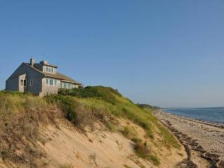 Big Modern Waterfront Home on Private Beach, Truro