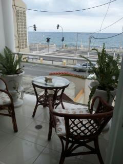 seaview apartment up to 4 guests, Rhodes (ville)