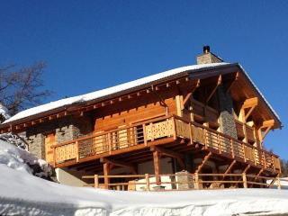 Fabulous chalet: Verbier / La Tzoumaz Four Valleys