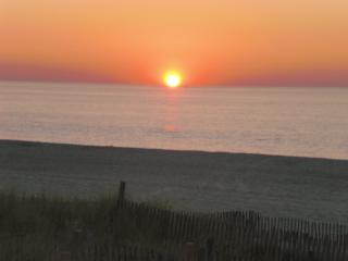 Beachfront living - your morning view..., Point Pleasant Beach