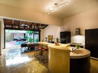 Villa Rosa is a luxury home in the historic centre, Merida