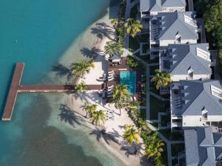 South Point Beachfront Luxury 1 & 2 Bedroom Suites, English Harbour