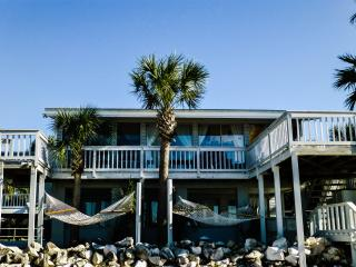 Amazing Gulf-Front Cottage with 100' Private Beach - Weeki Wachee vacation rentals