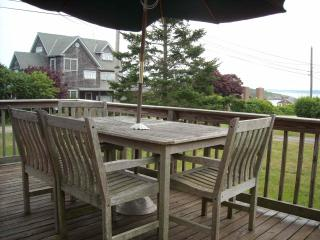 Ocean access with ocean view deck, Jamestown