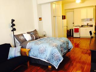 Top Manhattan location, fully equipped and charming Studio! - New York City vacation rentals