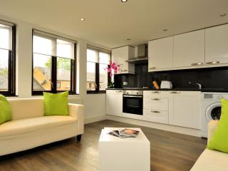 Recently renovated modern three bedroom apartment., London