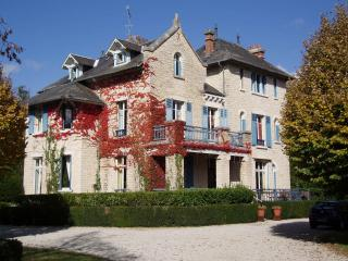 Chateau and 5 holiday homes  with 2 heated swimming pools in the Dordogne France, Hautefort