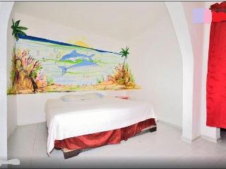 Apt #10 ex60.  King size bed a/c, Boca Chica