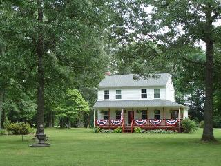 Shady Acres Bed and Breakfast: accommodations in Hanover, VA. - Virginia vacation rentals