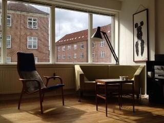 Functional and bright Copenhagen apartment at Oesterbro