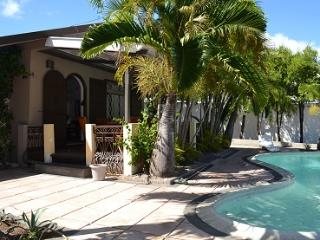 A well situated villa in Black River.Mauritius, Tamarin