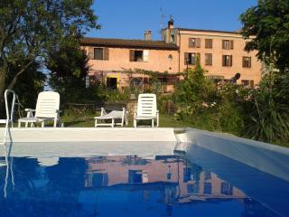 historic country house panoramic garden and pool - Santa Maria della Versa vacation rentals