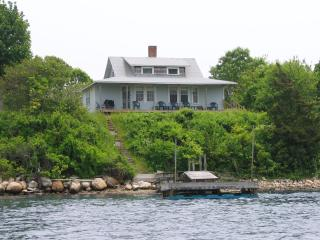 Double Camp at Kagels Cottages, Narragansett
