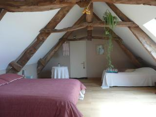 CHAMBRE D'HOTE, B & B at the Farm in NORMANDY, Carentan