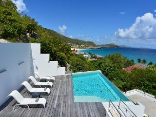Unobstructed Ocean Views, St. Barthelemy