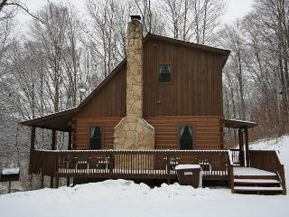 Great Log Home For Get Togethers, South Bloomingville