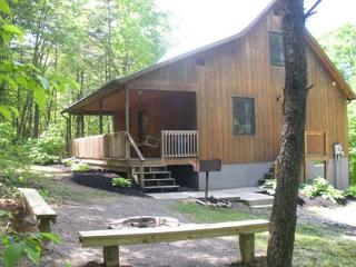 Fun Hocking Hills Cabin with Pool Table and Air Hockey, Logan